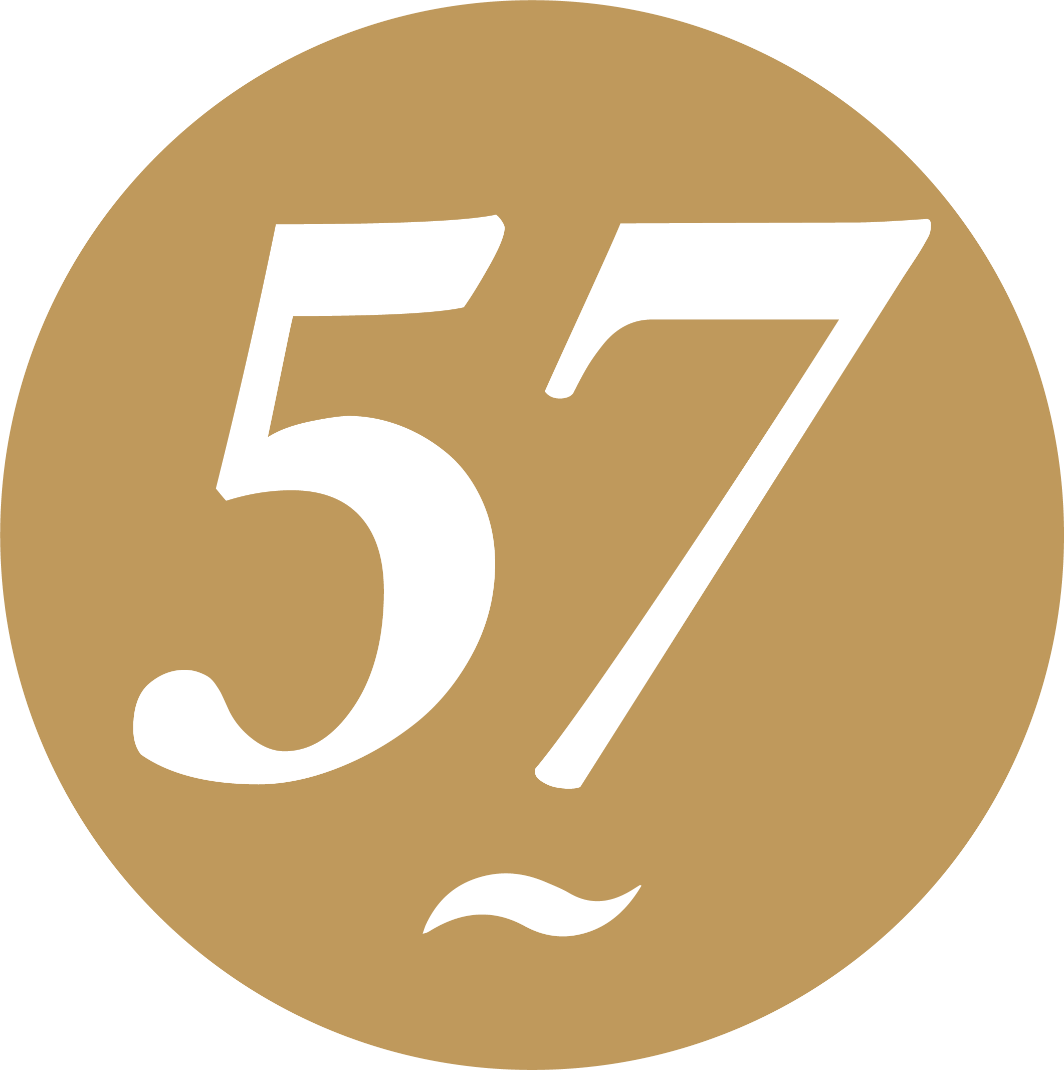 Number 57 favicon